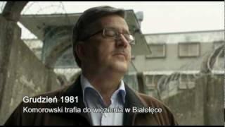 Spot wyborczy Bronisława Komorowskiego