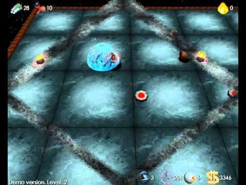 Arcadrome Demo Gameplay