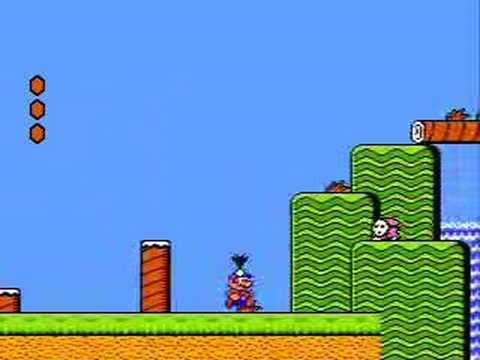 Super Mario Bros 2, Trick, Truco
