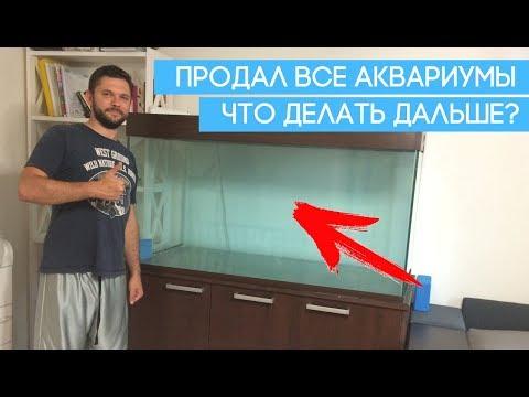 Вопрос: Как продать аквариум?