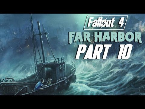 "Fallout 4 - Far Harbor DLC - Let's Play - Part 10 - ""Bringing Peace To The Island (Story Ending)"""