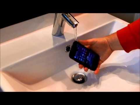 Alcatel One Touch 997D Wasserdichtigkeitstest