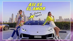 MaiLu-The-Maiking-x-Lulu99-As-Es-El-Amor-Video-Oficial-