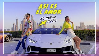The Maiking x Lulu99 - Así Es El Amor (Video Oficial)