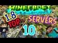 TOP 10 Servers Pirata MINECRAFT 1.8
