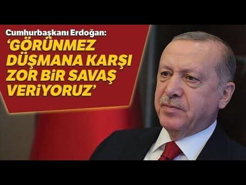 Cumhurbaşkanı Erdoğan, Türk Dünyasına Seslendi; Salgın Sonrasına Hazırlık Yapmalıyız