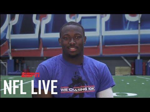 LeSean McCoy explains why Bills are best team in AFC East | NFL Live | ESPN
