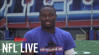 LeSean McCoy explains why Bills are best team in AFC East | NFL Live | ESPN