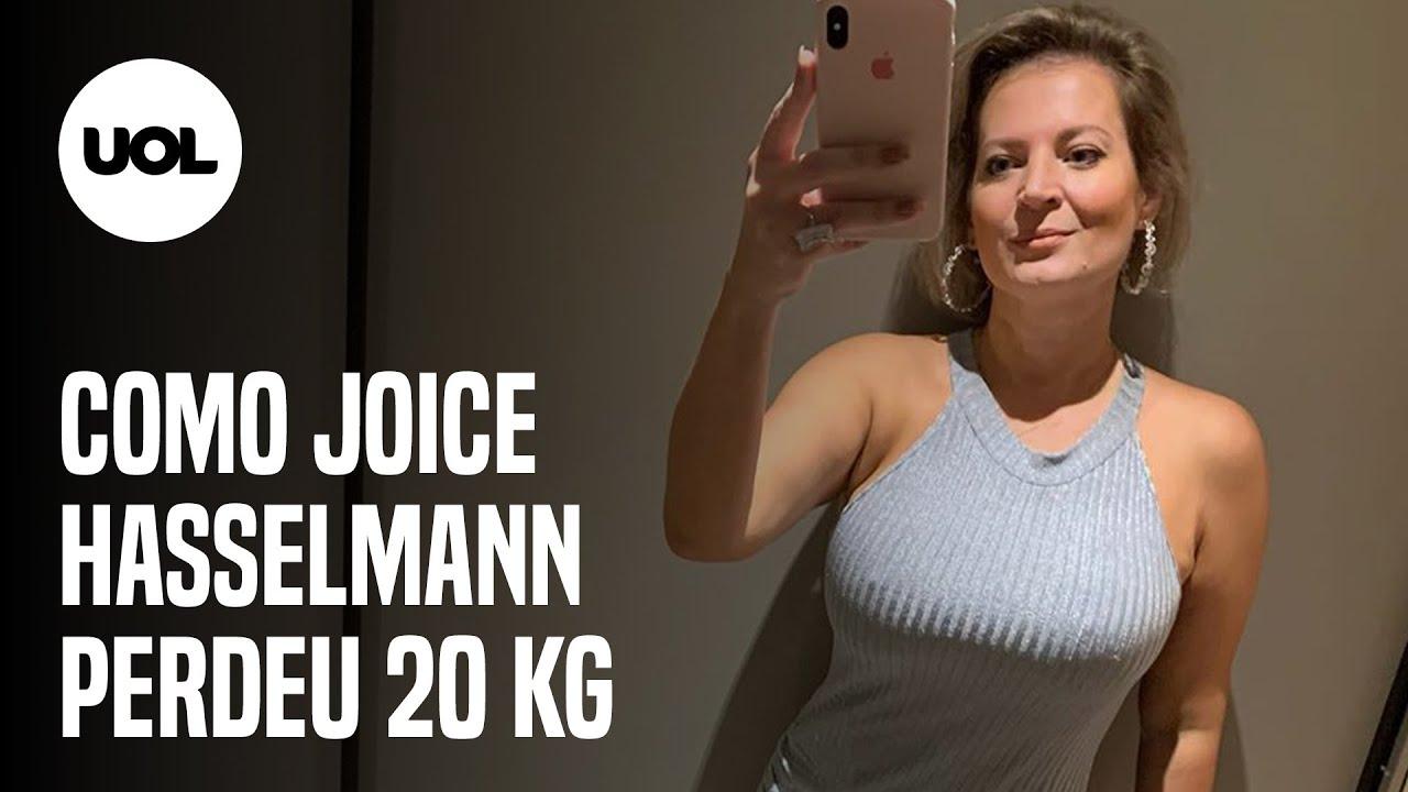 Joice Hasselmann emagrece 20kg e exibe fotos do novo ...