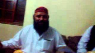 Ihsanullah Farooqi Pashto nazam for anp