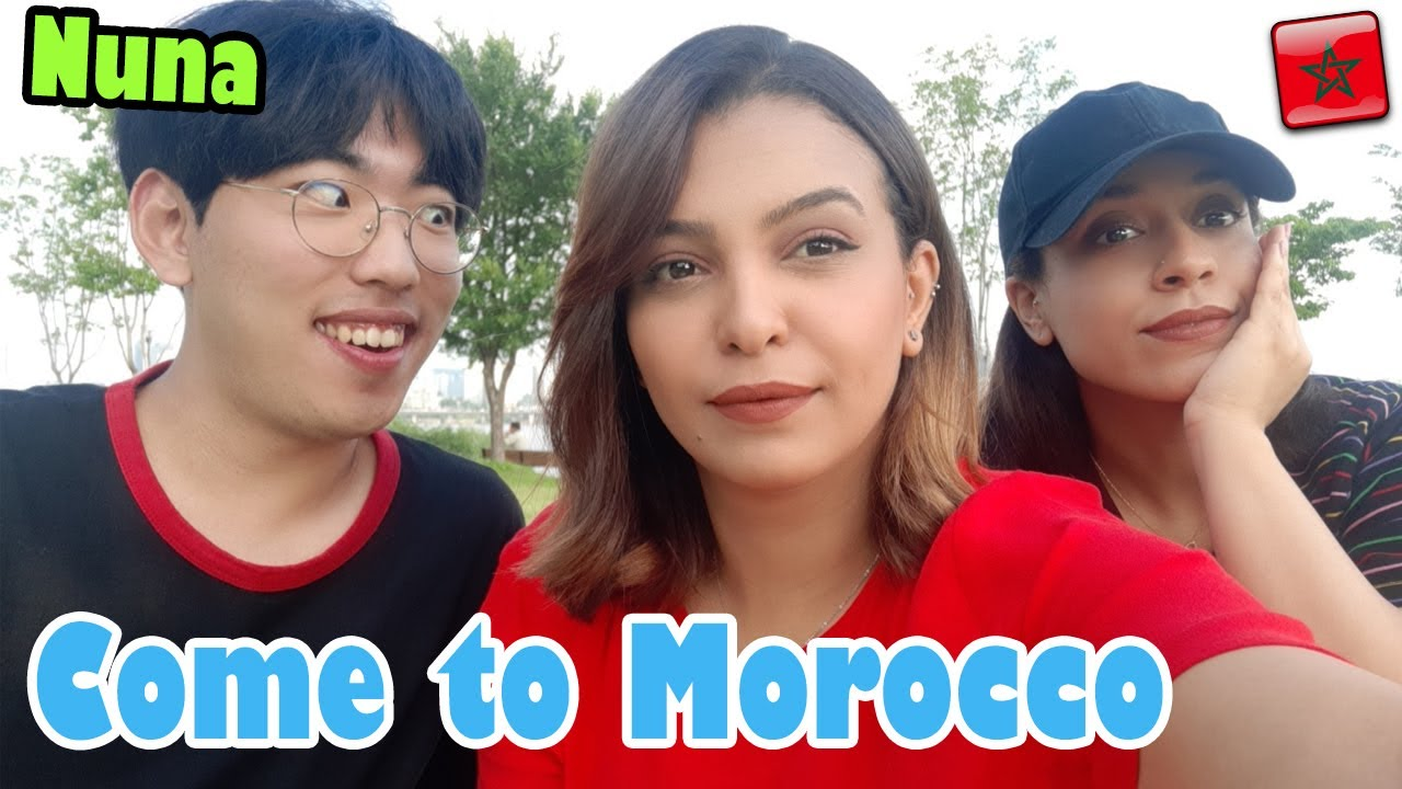 My Moroccan Friends Tried To Make Me Visit Morocco
