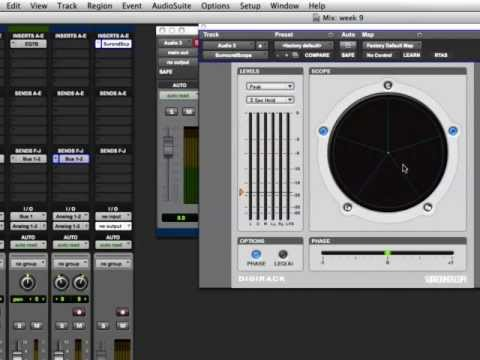 Pro Tools Plug In Routing and Surround Sound