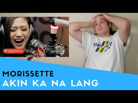"Voice Teacher Reacts to Morissette performs ""Akin Ka Na Lang"" LIVE"