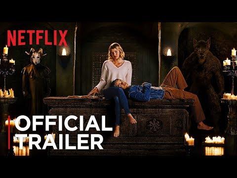 The Order: Season 1   Official Trailer [HD]   Netflix