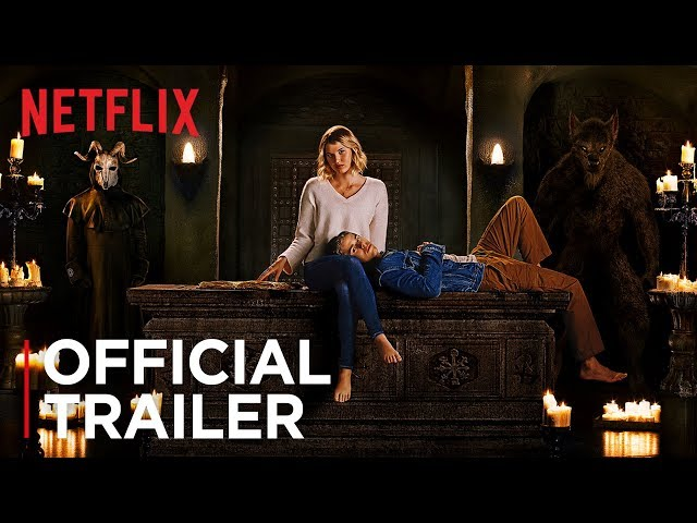 The Order: Season 1 | Official Trailer | Netflix