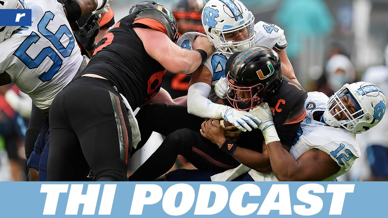 THI Podcast: UNC Football Defense Recap & Look Ahead
