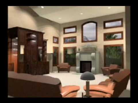 3D Walk Through of Walker Home Design Home - YouTube