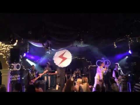 Absolute Bowie  - Encore (Diamond Dogs, Rebel Rebel) Live at Trading Boundaries