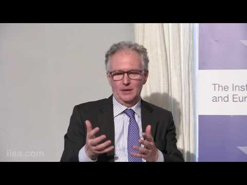 YPN - Vincent Boland, The Implications of Brexit for Ireland and the EU