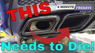 Car Trends That Need To Die   4 Minute Friday
