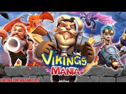 Vikings Mania: Dragon Master CBT Gameplay (Android iOS)