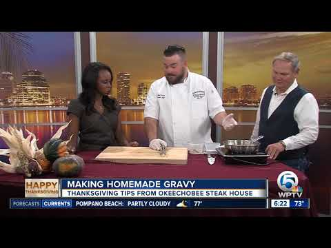 Thumbnail: Thanksgiving Tips: Making homemade gravy