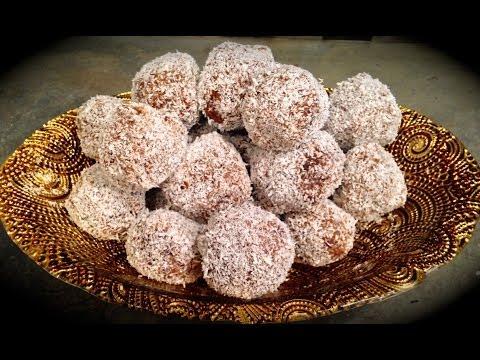 Day 7 Raw Vegan Coconut Date Balls Recipe