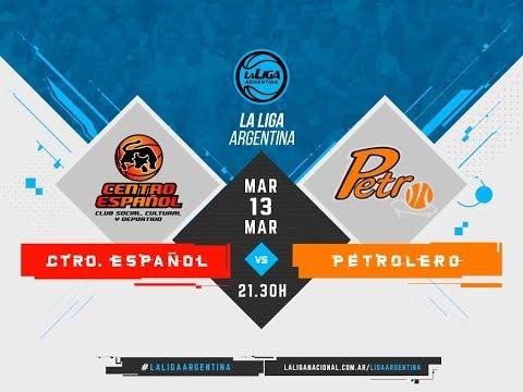 #LaLigaArgentina | 13.03.2018 Centro Español vs. Petrolero