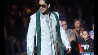 baadshah pehalwan khan pakistani wrestler on dunya news tv