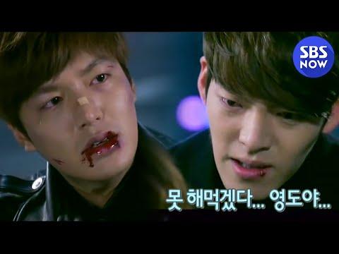 SBS [2013연기대상] - 패러디의 제왕(상속자둘外