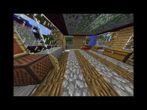 S-MC.lt - Gražiausias Namas Miesto Pasaulyje By Ievukas Minecraft