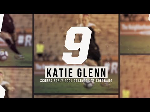 Top 10 Plays of 2017: Katie Glenn scores a spectacular goal