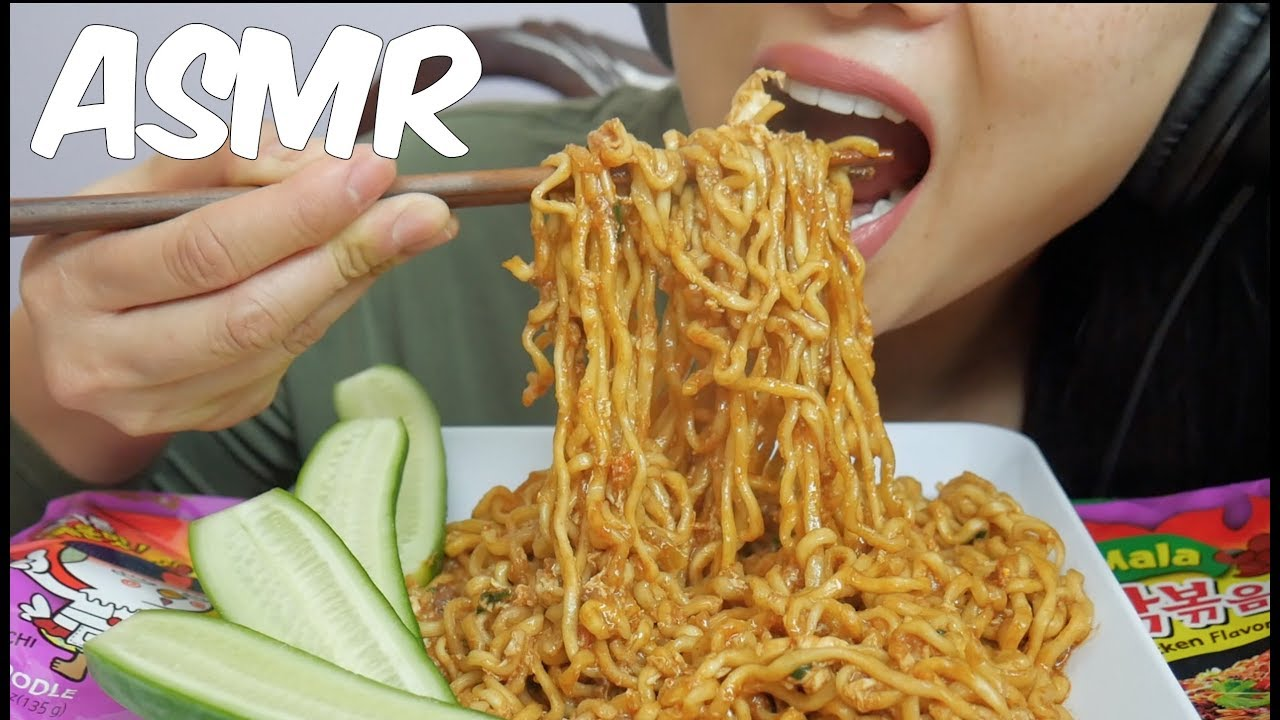 Asmr 4x Mala Korean Spicy Fire Noodles Eating Sounds Sas Asmr Youtube If you enjoy eating, whispering sounds, eating show/mukbang. asmr 4x mala korean spicy fire noodles eating sounds sas asmr