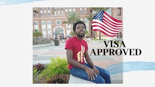 How To Get Your US Student Visa Approved||My US F1 Visa Interview Story,Nigeria||Filling DS 160 form