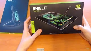обзор планшета NVIDIA SHIELD TABLET Тест Игр!!!!!!(review tablet  Test Games!!!!!!)
