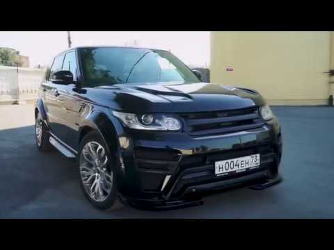 Range Rover Sport Black Edition By Renegade Design Youtube