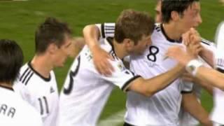 WM 2010 Germany vs Australia 4:0