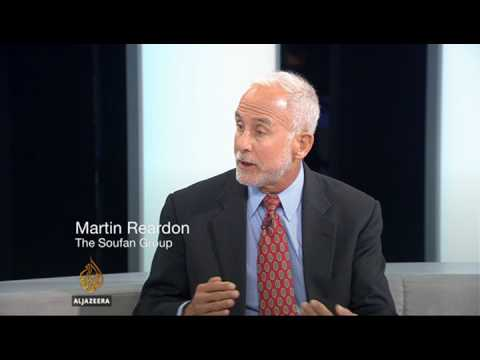 Martin Reardon on Al Jazeera English