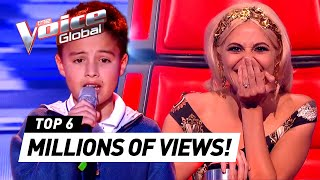 VIRAL BLIND AUDITIONS of The Voice Kids 2