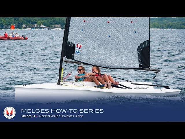 Understanding the Melges 14 Rig Sizes
