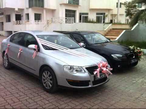 Luxe Report September 2012 voiture luxe de mariage - YouTube