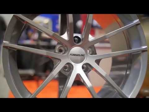 Forgeline Launches 17-inch GS1R Monoblock and C7 Z06 Fitments at the 2014 PRI Show