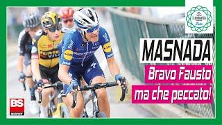 Giro di Lombardia / Masnada: «Oggi ho vissuto la giornata più bella della mia carriera»
