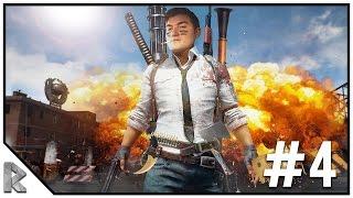 TOP TIER GAMEPLAY! - PLAYERUNKNOWNS BATTLEGROUNDS Beta - Duos #4