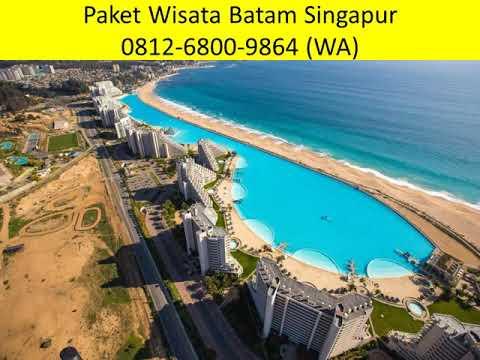 Paket Wisata Batam Singapura 0812 6800 9864 Wa Youtube