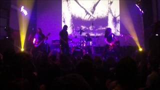 Rotting Christ - king of a stellar war - live - Cine Studio - Irakleio - Crete -19-5-2013