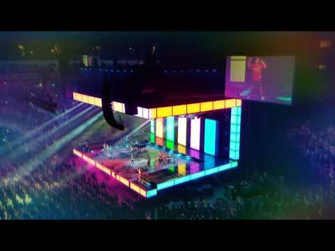 Bruno Mars- Finesse 24k magic tour Oakland