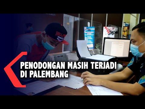 Penodongan Masih Terjadi Di Palembang