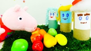 Свинка Пеппа и Прогулка по лесу. Развивающий мультик для детей