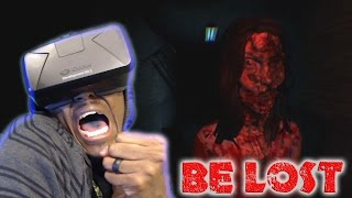 CARRIE?!?!?! | THE HOSPITAL HAUNTED BE LOST | Oculus Rift dk2 horror game